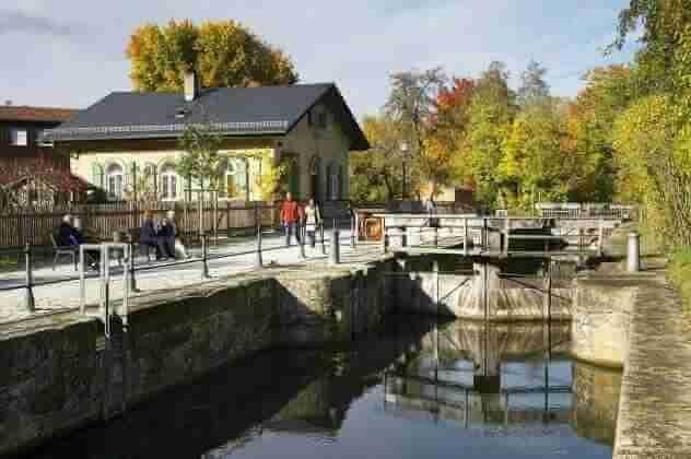 Ludwig Danube Main Canal