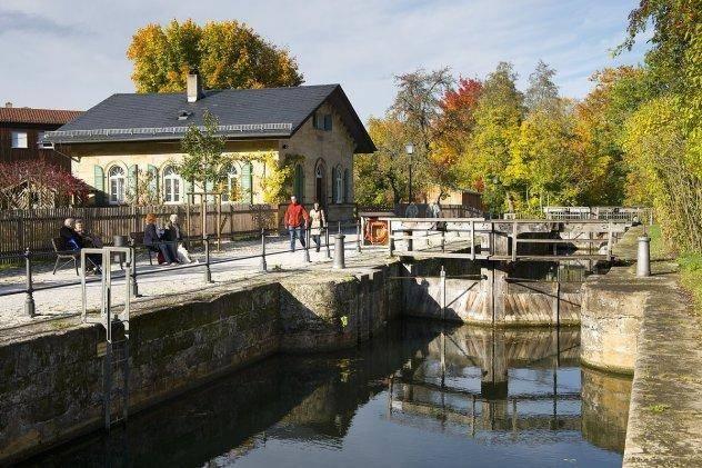 Ludwig Danube-Main Canal