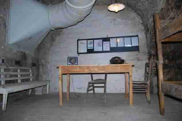 Nuremberg Historic Art Bunker